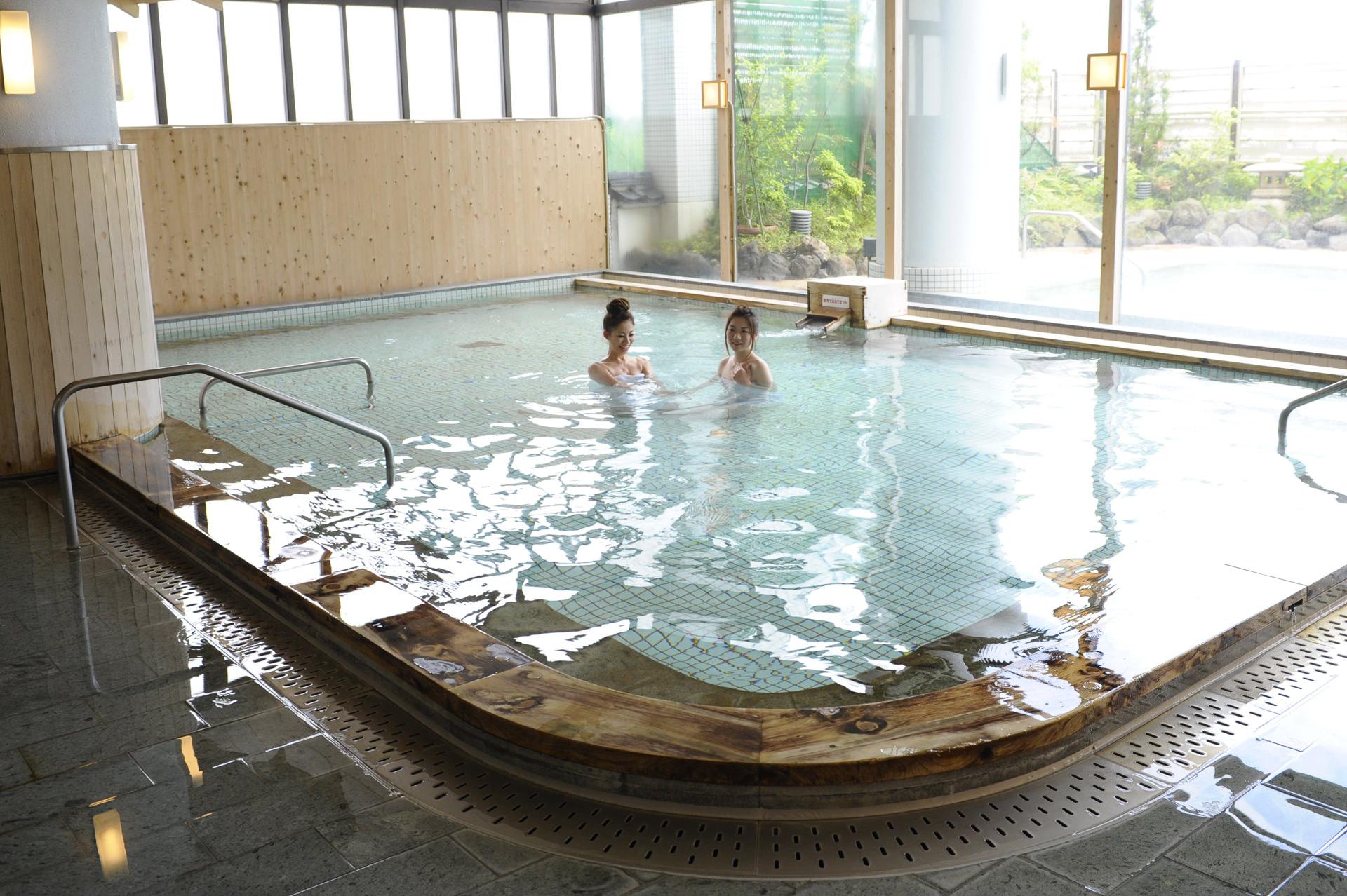 三浦唯一の上質な天然温泉