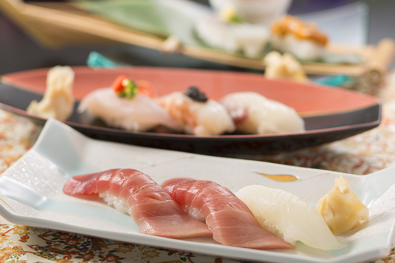 寿司コーナー 海石榴06